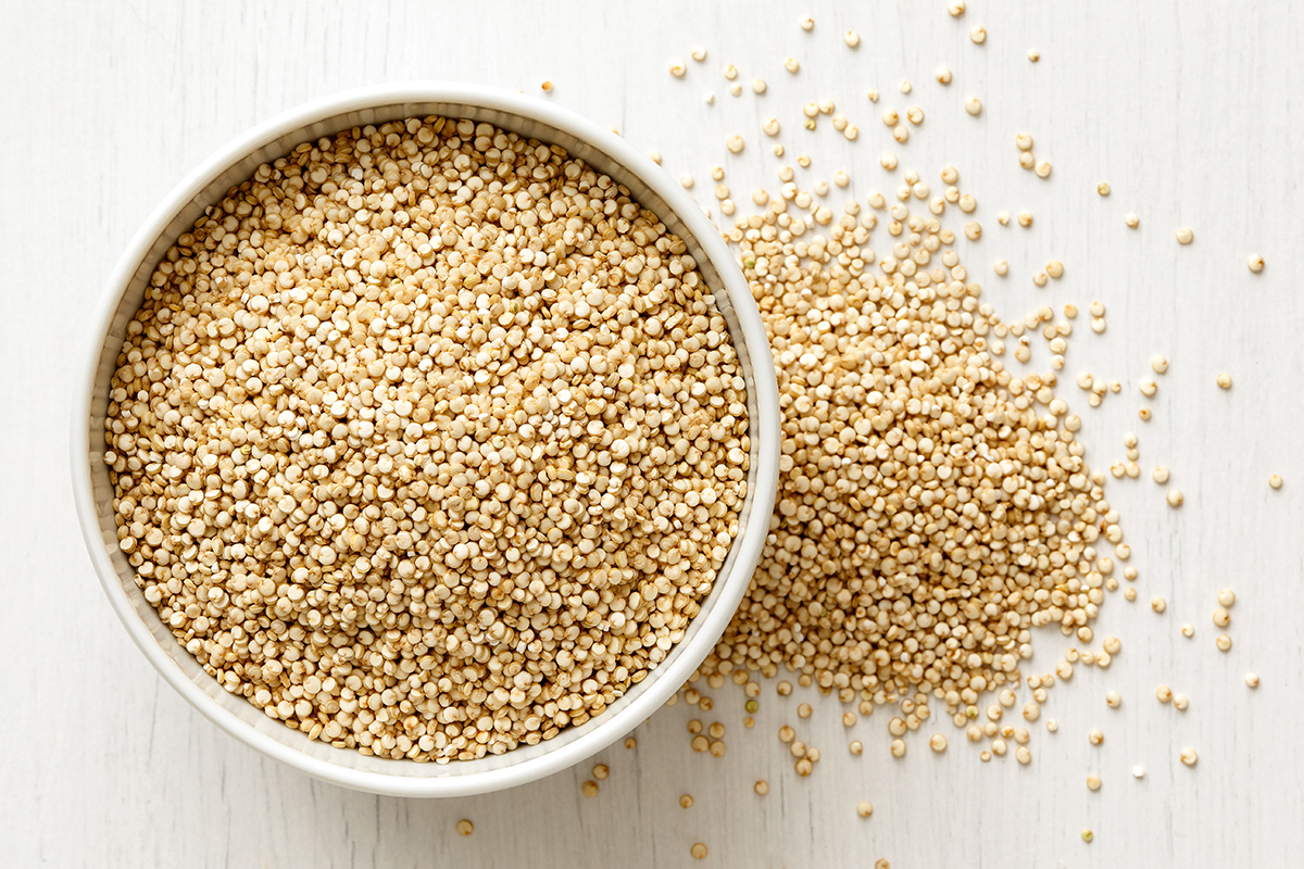 Quinoa seeds